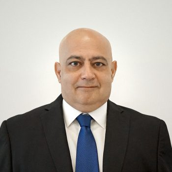 Dr. Behrooz Rezvani